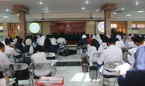 SELAMAT DATANG 72 MAHASISWA BARU PROGRAM STUDI MAGISTER ILMU HUKUM  SEMESTER GASAL TAHUN AKADEMIK 2017/2018