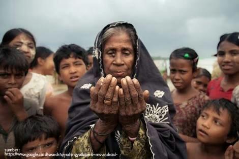 OPINI –  SELAMATKAN  ROHINGYA, INDONESIA TIDAK BOLEH DIAM